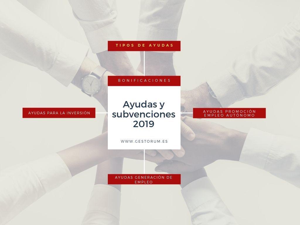 Ayudas y subvenciones para autónomos