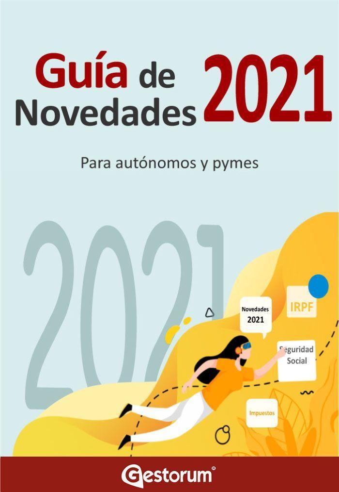 Guía novedades 2021