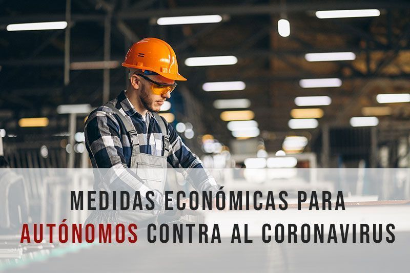 Las medidas económicas para autónomos contra el coronavirus