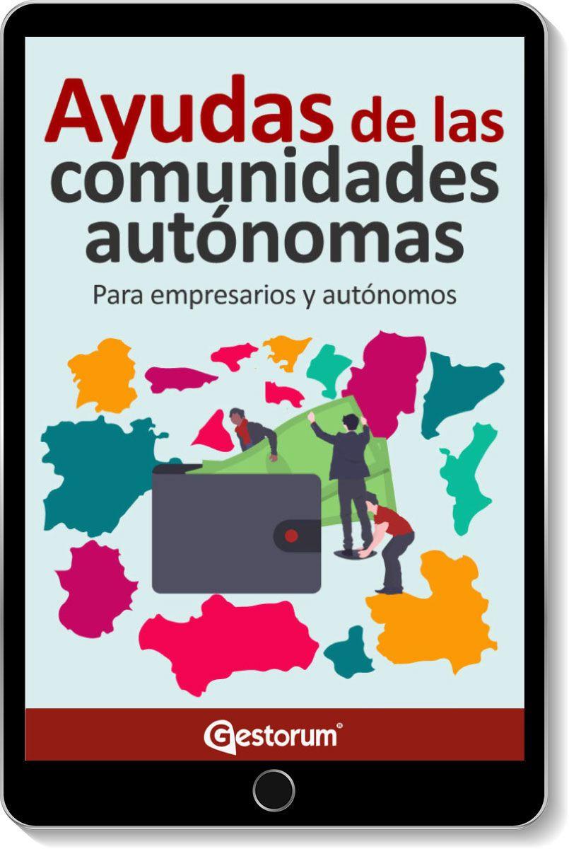 guía Ayudas de las comunidades autónomas