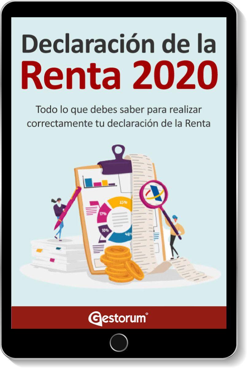 Guía Declaración de la Renta 2020