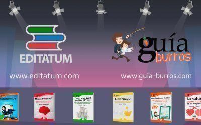 EDITATUM presenta sus guías dirigidas al desarrollo profesional y personal: Los GUIABURROS
