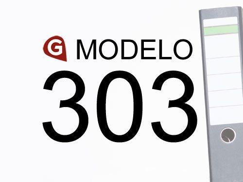 Modelo 303