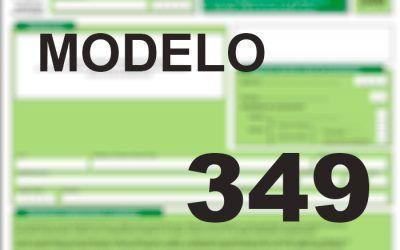 ¿Cuáles son los cambios en el modelo 349 para pymes y autónomos exportadores?