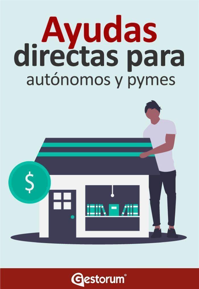 portada ayudas directas para pymes y autónomos